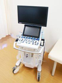 心臓超音波診断装置(Vivid S60)